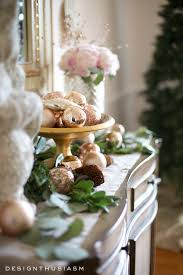 christmas style with turquoise and pink cedar hill farmhouse
