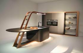 cucine piani cottura la cucina futuro 礙 smart compatta e con chef incorporato wired