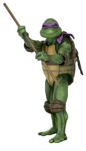 teenage mutant ninja turtles teenage mutant ninja turtles 1990 movie 1 4 scale action figure