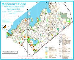 3m Center Map Mendums Pond Recreation Area Campus Recreation