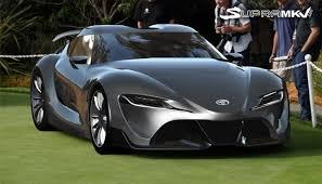 toyota supercar toyota techeblog