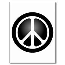 free peace sign template free clip free clip on