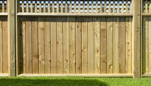 imposing picture of fence ideas for a garden like wooden garden