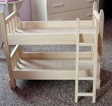 18 Inch Doll Bunk Bed American Doll Bunk Beds Home Design Ideas