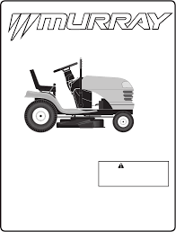 murray lawn mower 96012007200 user guide manualsonline com