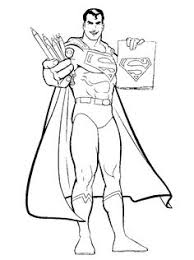 superhero coloring pages coloring pages super