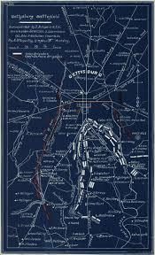 Gettysburg Map 1863 Cope Horseback Survey Gettysburg Map