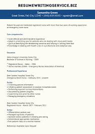 Example Of Nursing Resume by Nurse Resume Writing Service Reviews Resume For Your Job Application