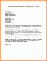 example of administrative assistant cover letter 3 tips to write