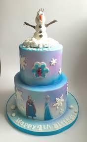 elsa birthday cake auckland image inspiration cake