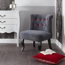 petit fauteuil de chambre petit fauteuil de chambre fauteuil crapaud tissu velours capitonn