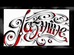 tattoo fonts designs youtube