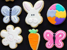 rabbit cookies easter sugar cookies decorated with royal icing the cookie writer