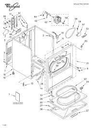 whirlpool dryer wiring diagram ler5636eq3 whirlpool ler5636eq3