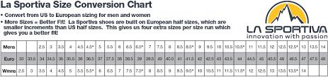 womens ugg boots size guide la sportiva bushido at zappos com