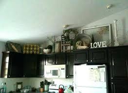 kitchen cabinets decorating ideas kitchen cabinets decor on top under cabinet decorating ideas small