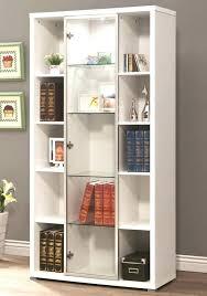 Wall Bookcase With Doors Bookshelf Bookcase Door Canada Plus Bookshelf Door Kit In