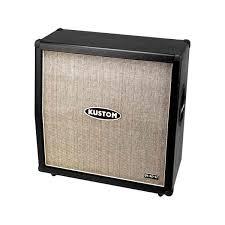 12 guitar speaker cabinet kustom quad st 412 a 260w 4 12 guitar speaker cabinet leon s music