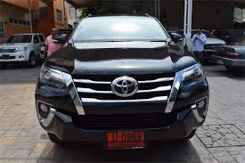 new toyota 2016 all new toyota fortuner top of the line suv 2016