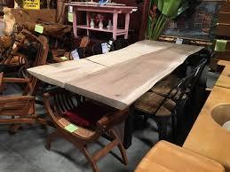 live edge slab wood decor direct wholesale warehouse