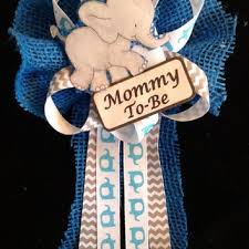 to be corsage nautical baby shower to be from cutestfavors on etsy