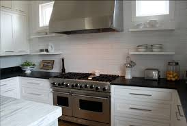 White Kitchen Cabinets With Black Countertops White Kitchen Cabinets With Black Countertops Contemporary
