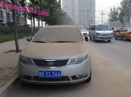 dusty china here s a business tip open a car wash in china and your