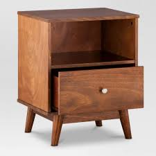 nightstand splendid narrow nightstand drawer large nightstands