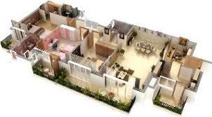 Home Map Design 3d