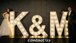 large light up letters 5ft light up letters for hire 5ft light up numbers for hire