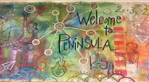 peninsula k 5 homepage