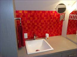 furniture self adhesive subway tile red backsplash tile peel