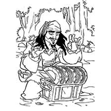 10 captain jack sparrow coloring pages toddlers