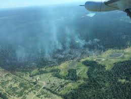 Wildfire Bc Map Interactive by Wildfire Situation Heats Up In Bc News 1130