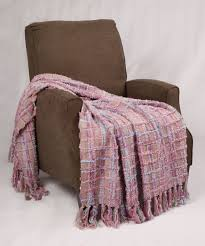 Sofa Blankets Throws Multi Color Chenille Throws Bnf Home Inc