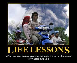 Life Lesson Memes - life lessons meme guy