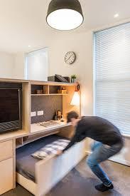 ciao adds space saving custom furniture micro apartment