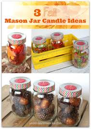 jar candle ideas 3 fall jar candle ideas yesterday on tuesday