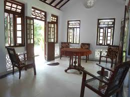 colonial house with paddy field views south sri lanka property