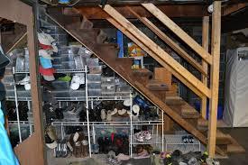 Unfinished Basement Storage Ideas Useful Basement Storage Ideas Home Furniture And Decor