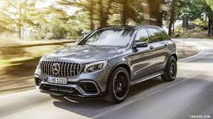 2018 mercedes amg glc 63 s 4matic color selenite grey front