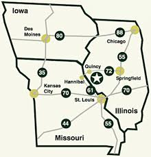 Illinois Interstate Map by Illinois Map Which States Have The Most Drunk Driving Problems