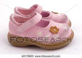 baby needs stock photo of baby needs new shoes k0176603 search stock images