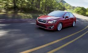 purple subaru impreza 2016 subaru impreza review carrrs auto portal