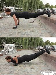 7 beginner push ups for an intense calisthenics chest workout