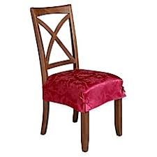 dining chair seat covers dining room chair covers slipcovers seat covers bed bath beyond