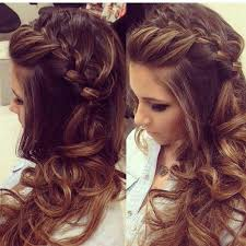 pretty prom hairstyles for 2016 boho retro edgy hair styles