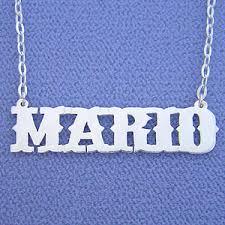 name necklaces cheap name necklaces silver diamond necklaces