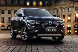 renault koleos 2017 engine upmarket renault koleos initiale paris revealed by car magazine