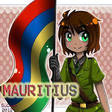 Mauritius Flag Hetalia Mauritius With Flag By Morishasu On Deviantart